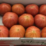 「ブリックスナイン」その名の通り糖度9度以上のフルーツトマト