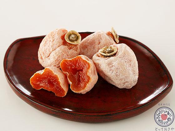 あんぽ柿とは?あんぽ柿と干し柿の違い。定番人気の冬の甘味_市田柿