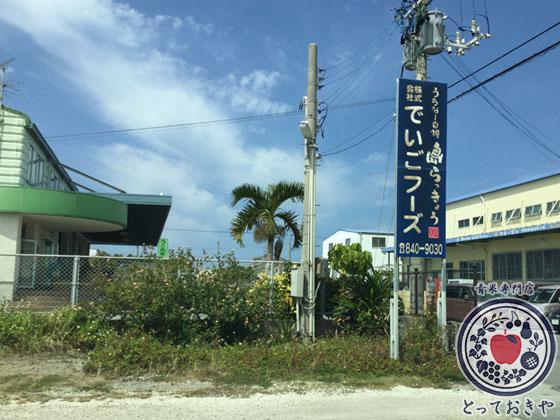 青果部長の沖縄訪問記_島らっきょうのメーカーさん