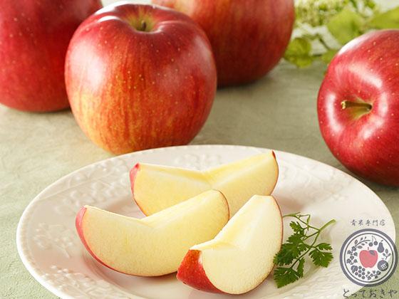 あなた好みのりんごはどれ?りんごの種類・味の特徴レクチャーします_シナノスイート