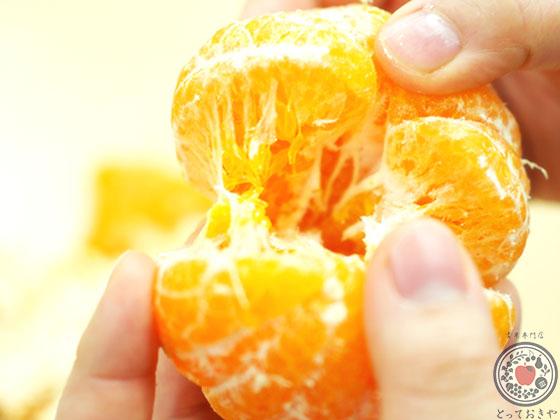 愛媛の柑橘「甘平」とは_つぶつぶジューシーな食味食感