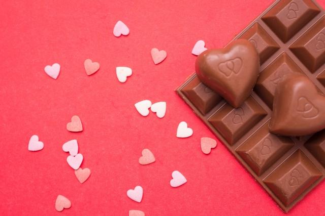 バレンタイン_チョコレート1