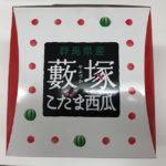 藪塚スイカとは?人気小玉スイカの魅力に迫る!